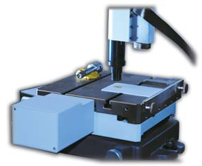 Machine de mesure d'Etats de Surface Laser